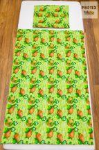 Zöld teknőcök gyermek-, ovis ágynemű huzat