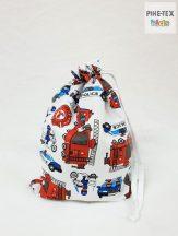 Színes tűzoltóautók tornazsák (440)
