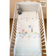 Pihe-  Vízivilág baba ágynemű huzat( P-499)