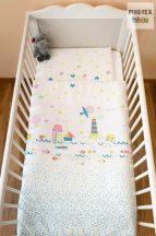 Pihe-  Vízivilág baba ágynemű huzat (499)
