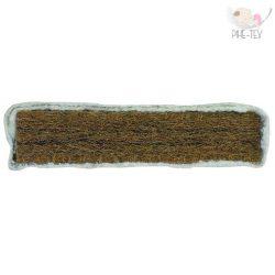 Kókusz matrac babaágyba 60x120   Cégünk által gyártott!