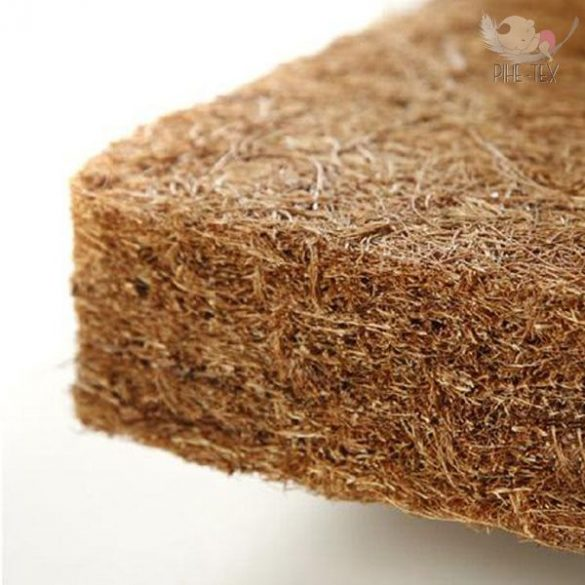 Kókusz matrac babaágyba 60x120 cm   Cégünk által gyártott!