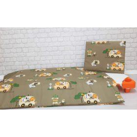 Ovis-,gyermek ágynemű huzat 90x140cm