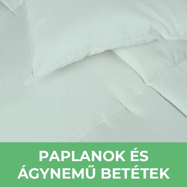 Paplanok és ágyneműbetétek