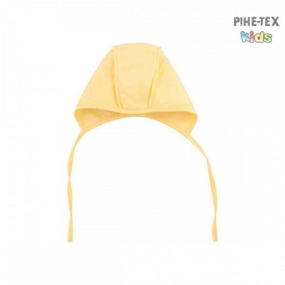 Bembi sárga, kislány kötős sapka (SHP2)