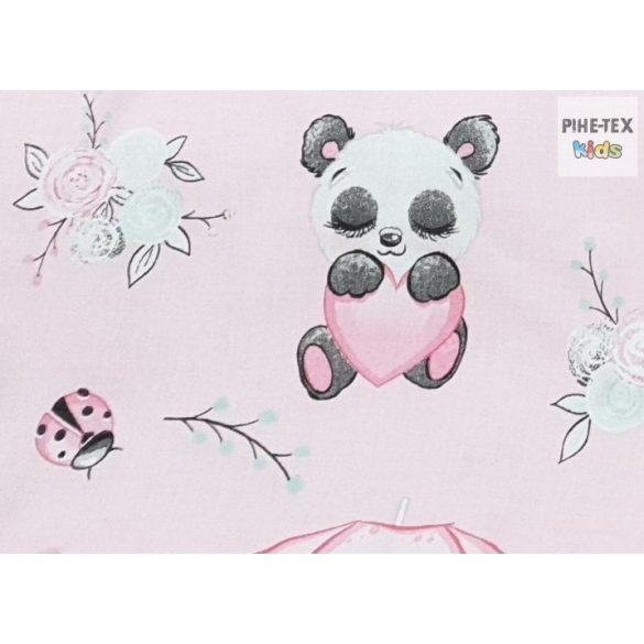 Sweet panda,  tornazsák (579/R)