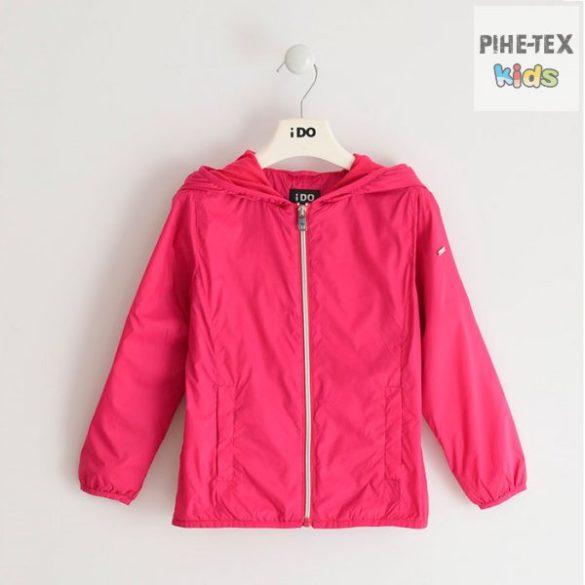 iDO lány, pink tavaszi kabát (J037/00-2355)