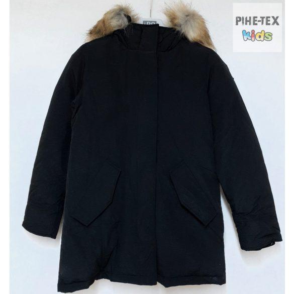 iDO fiú fekete téli kabát (K995/00-0658)