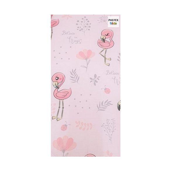 Flamingó rózsa, ovis zsák (571/R)