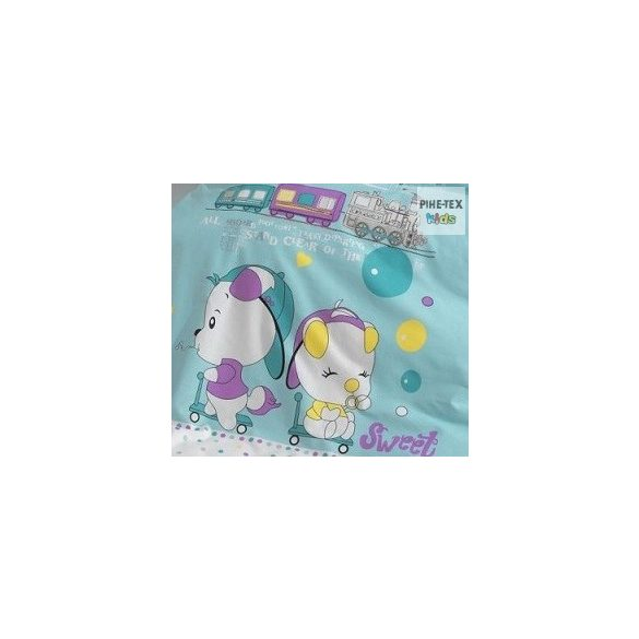 Baby Sweet ovis, ágynemű huzat 90x135 cm