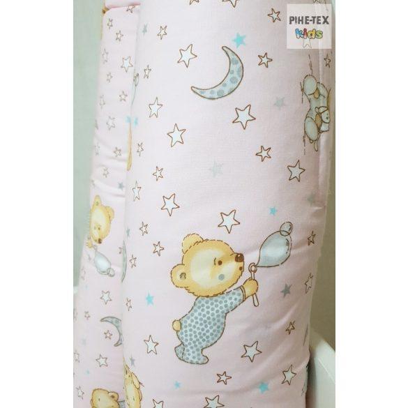 Buborékos Macik, Rózsaszín, kismama párna (561/R)