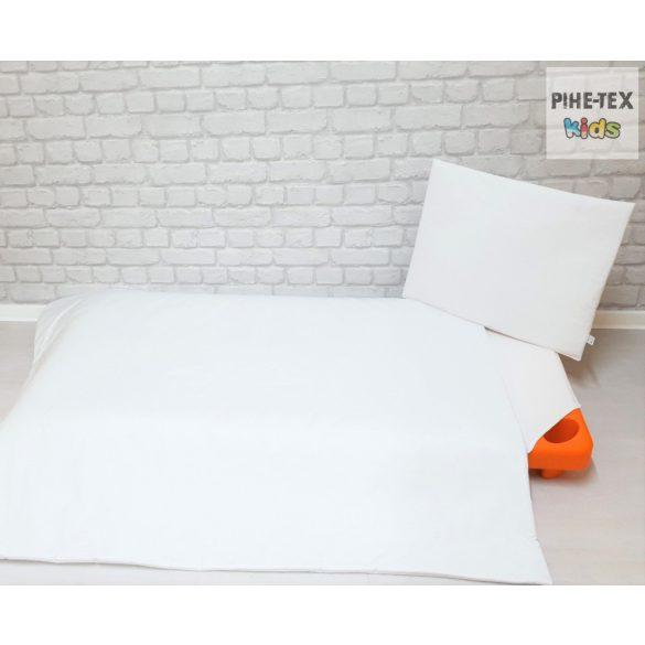 Alvó Baglyok türkiz, ovis ágynemű szett 90x140cm (578/T) (ovis huzat, 2 részes fehér)