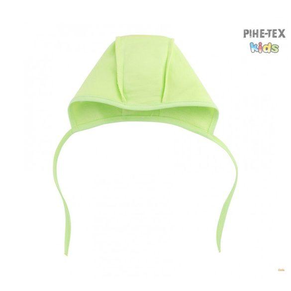 Bembi zöld, kisfiú kötős sapka (SHP2)