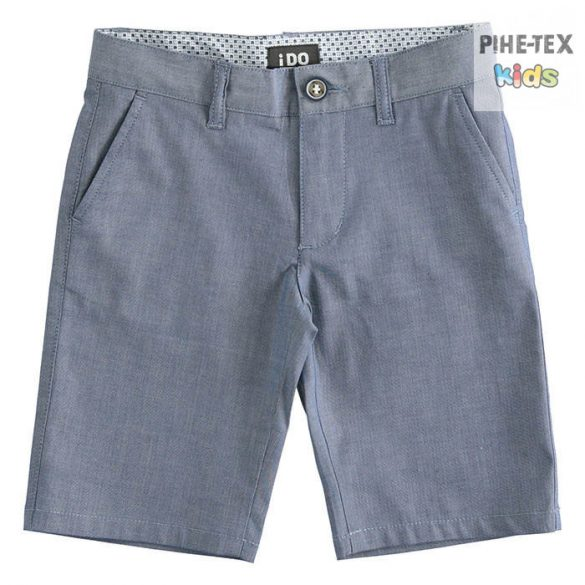 iDO fiú, kék rövidnadrág (J417/00-3654)