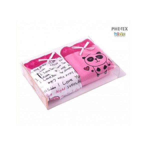 Bembi 3 részes fiú boxer alsó szett, dinós (TP24)
