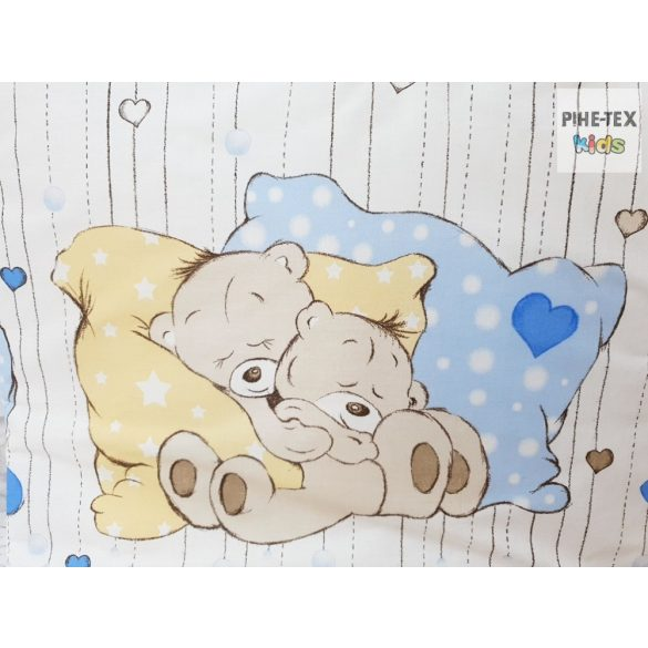 Medvebocsok gyermek, -ovis ágynemű (573/K)