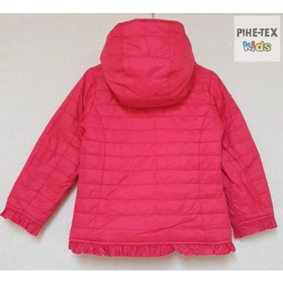 iDo lány, pink, steppelt, kifordítva is hordható kabát (J352/00-8056)