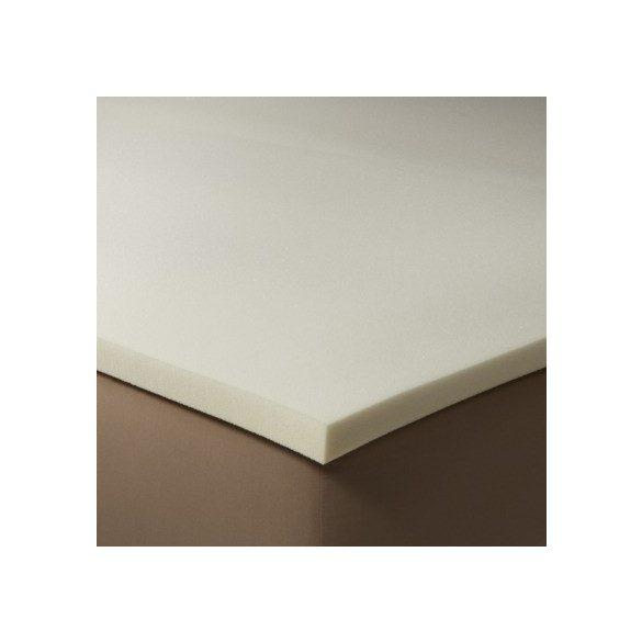 Habszivacs matrac  70x120-as méretben, fehér huzattal