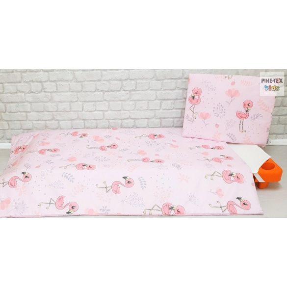 Flamingó   gyermek,-ovis ágynemű 90x140  (571/R)