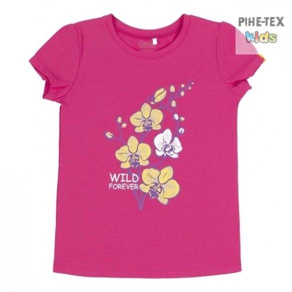 Bembi pink, nyári kislány póló (FB718)