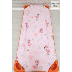 Flamingó, rózsa óvodai derékalj (571/R)