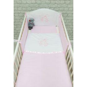 HÍMZETT, 3 részes baba ágynemű