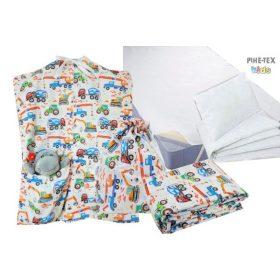 Ovis kezdőcsomag, ovis huzattal és vízhatlan matracvédő lepedővel