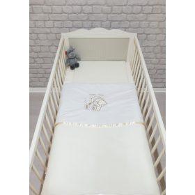 HÍMZETT, 2 részes baba ágynemű