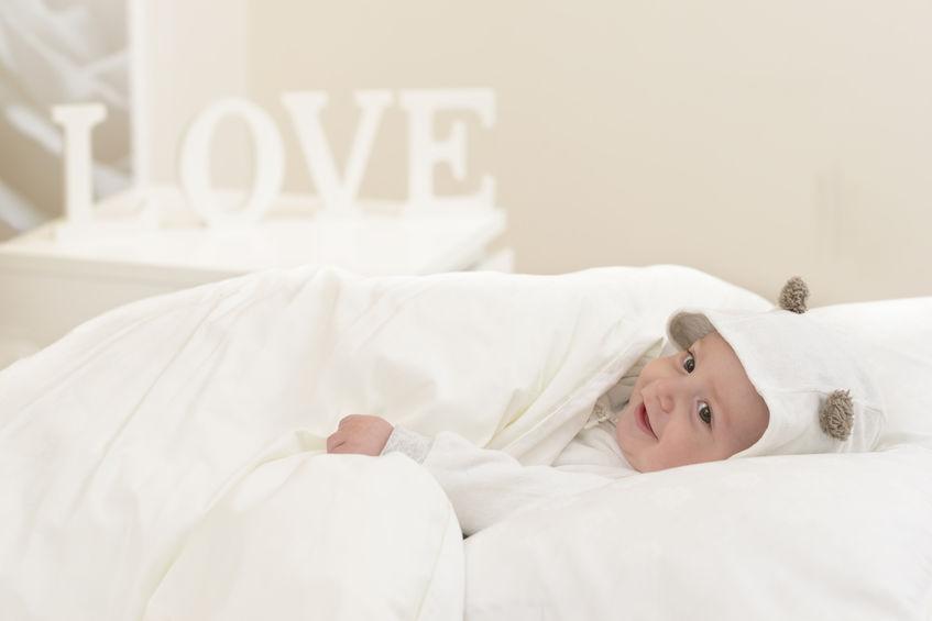 Milyen a jó babaágynemű?