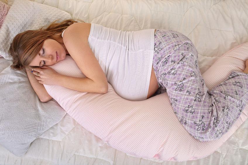A szoptatós párnák egyaránt gondoskodnak az anya és a baba kényelméről!